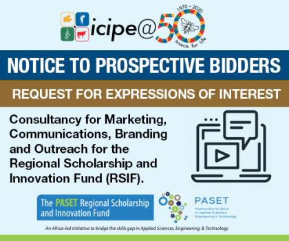 Opportunities | icipe - International Centre of Insect