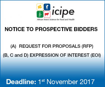 Opportunities Icipe International Centre Of Insect Physiology